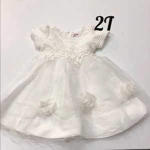 Other - 2T flower girl or wedding dress